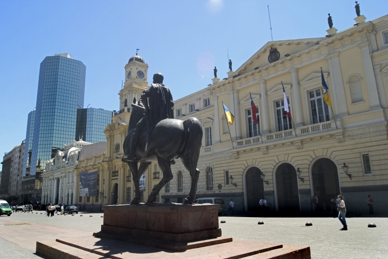 Santiago, Valparaíso y La Ruta del Vino