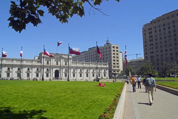 Conociendo Santiago y Valparaíso