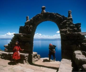 En la cuna del Imperio Inca