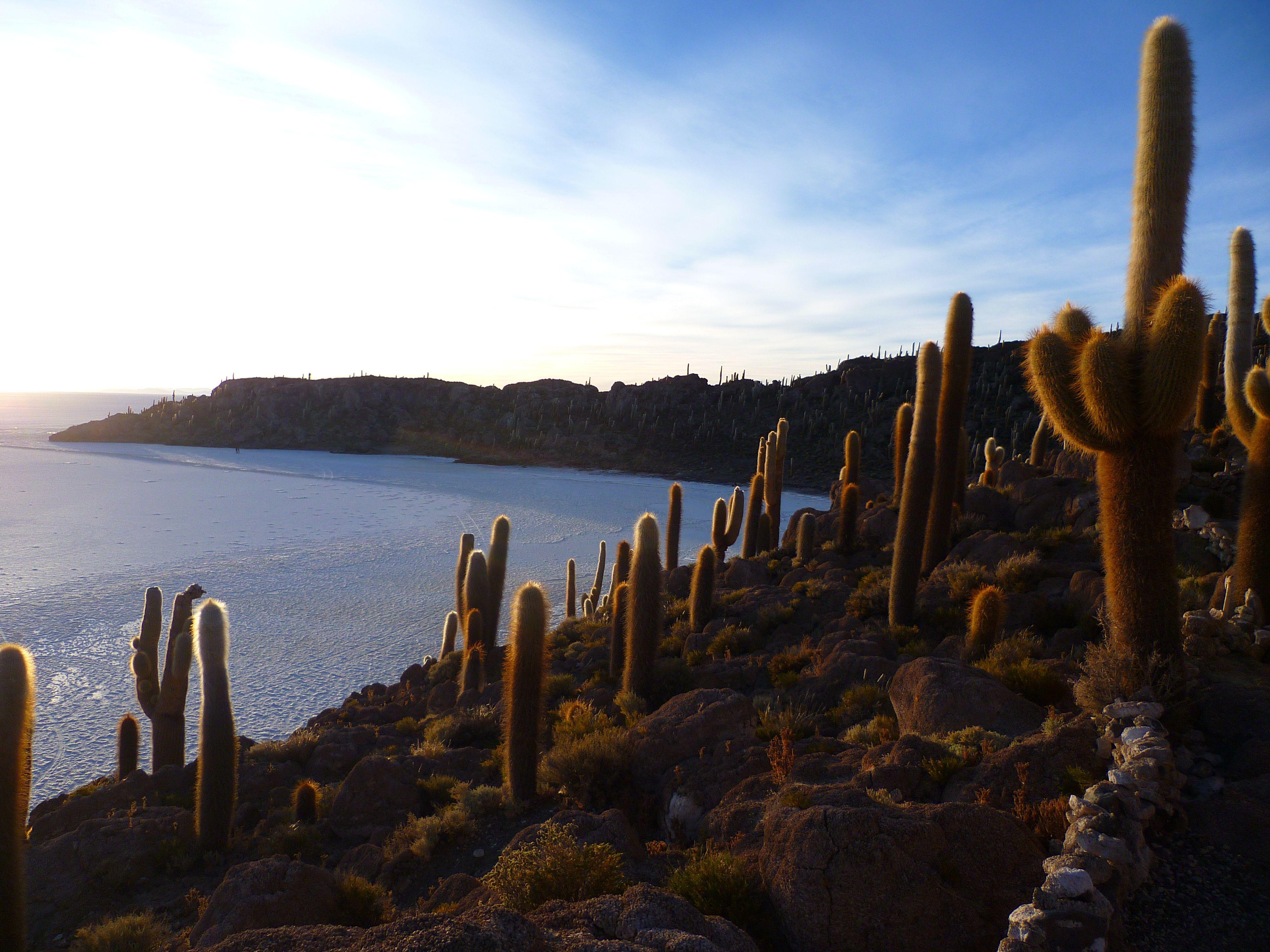 Puno, Isla del Sol, La Paz y Salar de Uyuni
