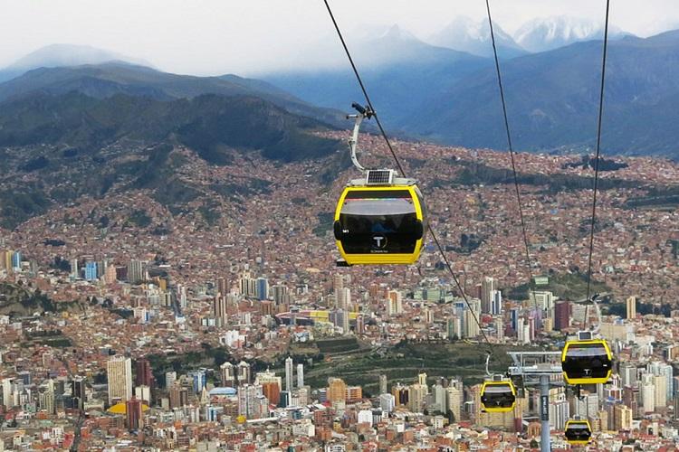 Puno, Isla del Sol, La Paz, Sucre, Potosi y Salar de Uyuni