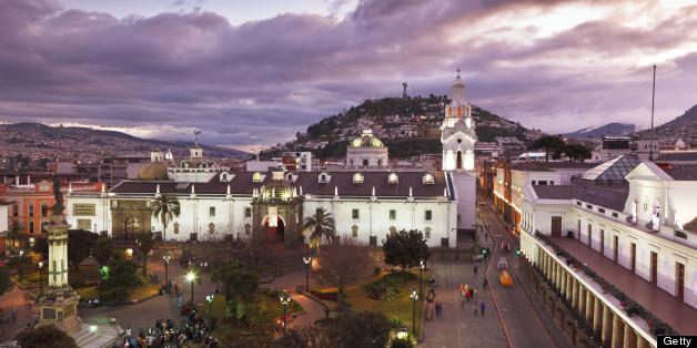 Crucero a Galápagos, Quito y Mercado Indígena de Otavalo