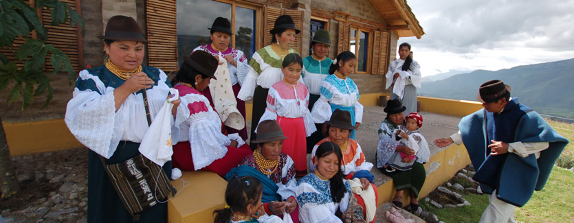 Crucero a Galápagos, Quito, Otavalo y Ruta Chaski