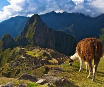 Machu Picchu and Titicaca Lake
