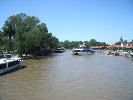 Buenos Aires and Tigre