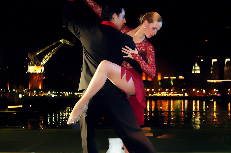 Buenos Aires and Tango