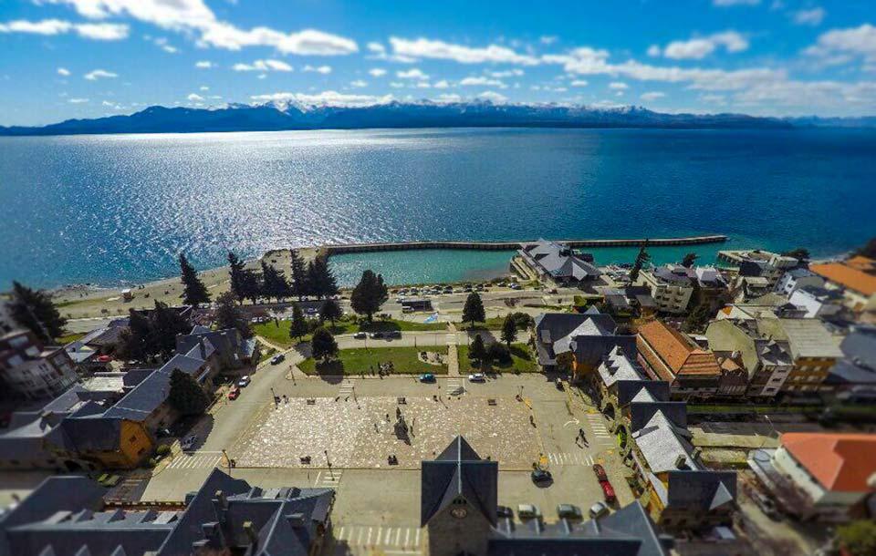 Bariloche con Isla Victoria
