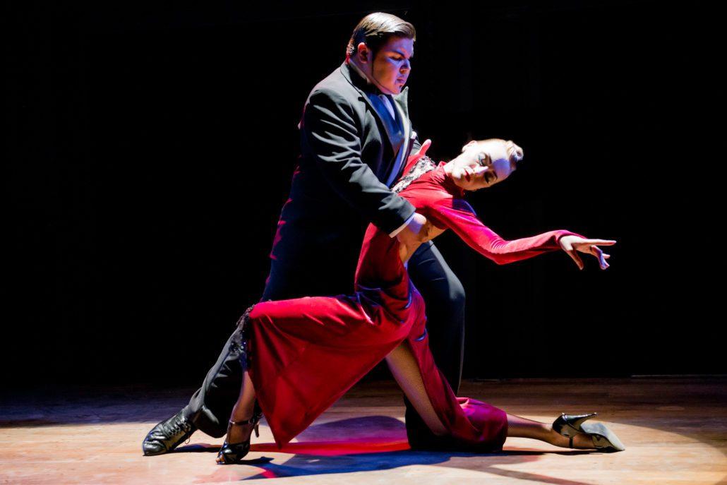 Buenos Aires y Tango