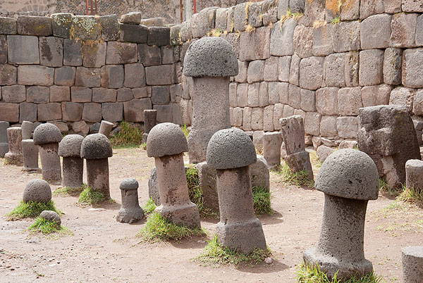 Archaeological remains of Inca Uyo