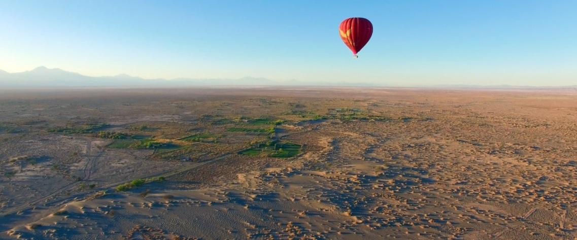 Explora y Vuela en San Pedro de Atacama