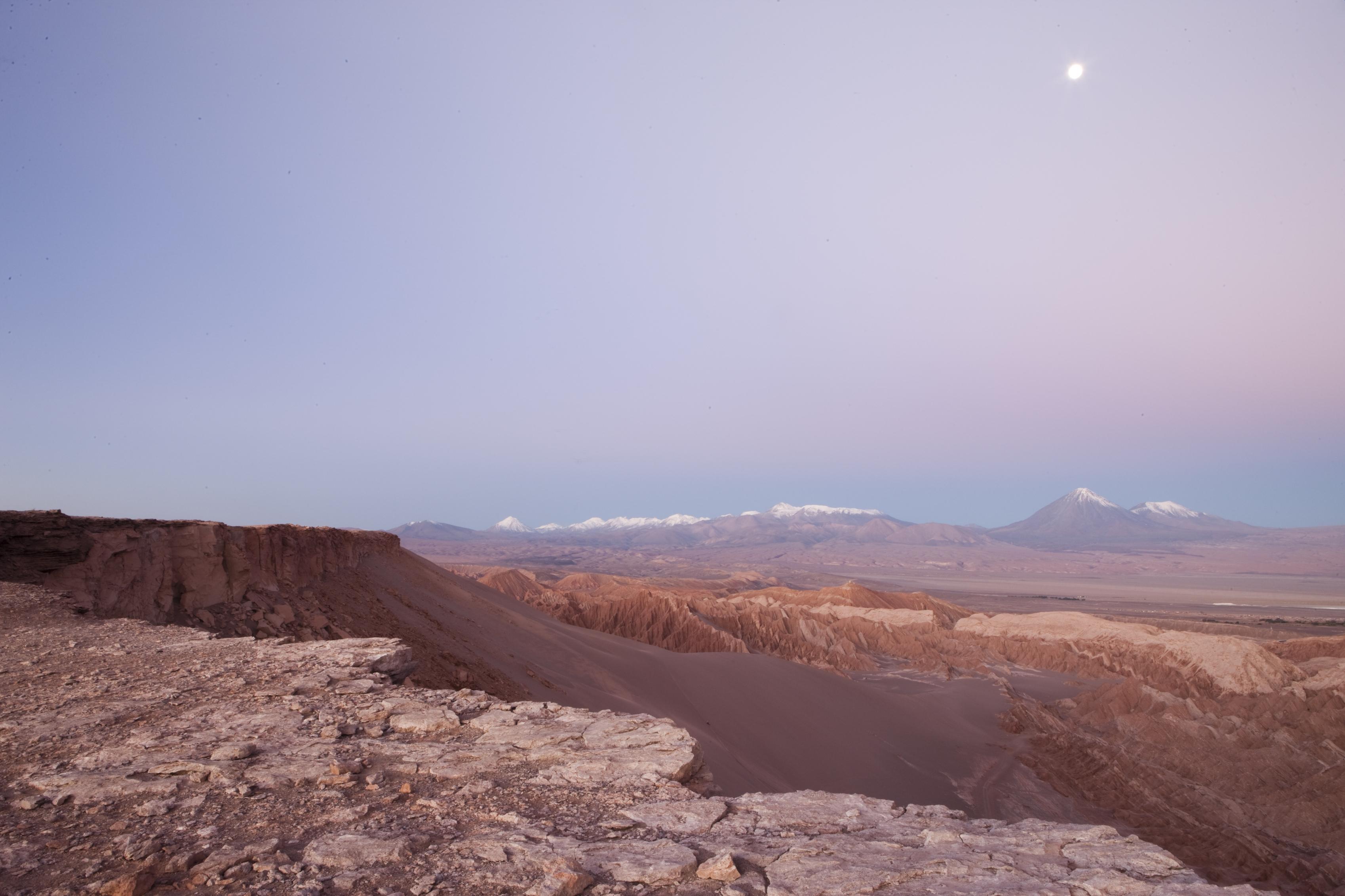Santiago y Maravillas de San Pedro de Atacama