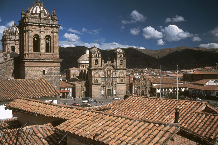 Cusco Capital Arqueológica