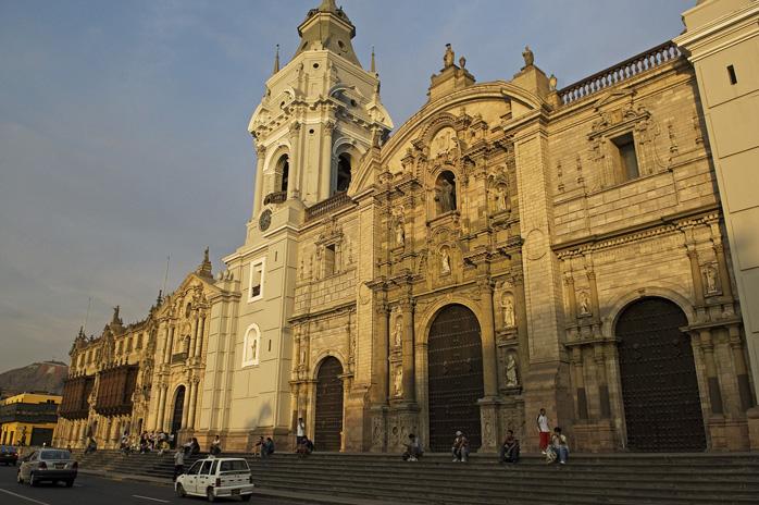 Vibrant Lima