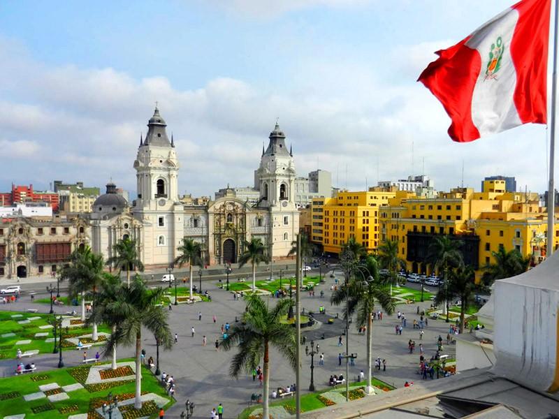 Lima Vibrante