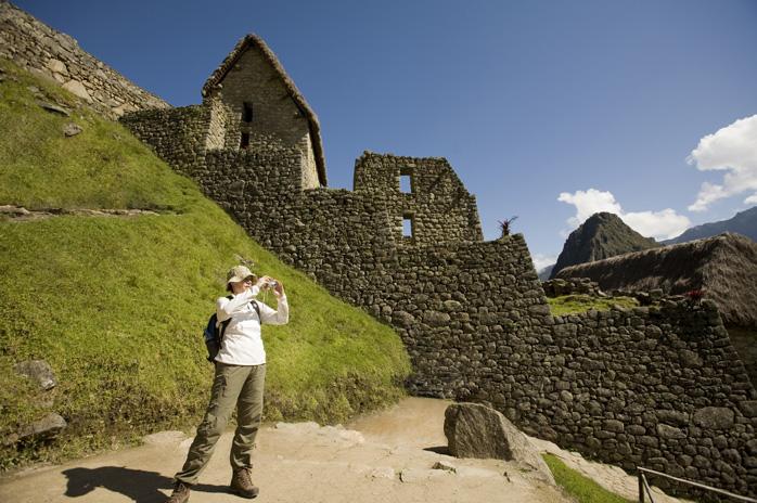 Hiram Bingham a Machu Picchu