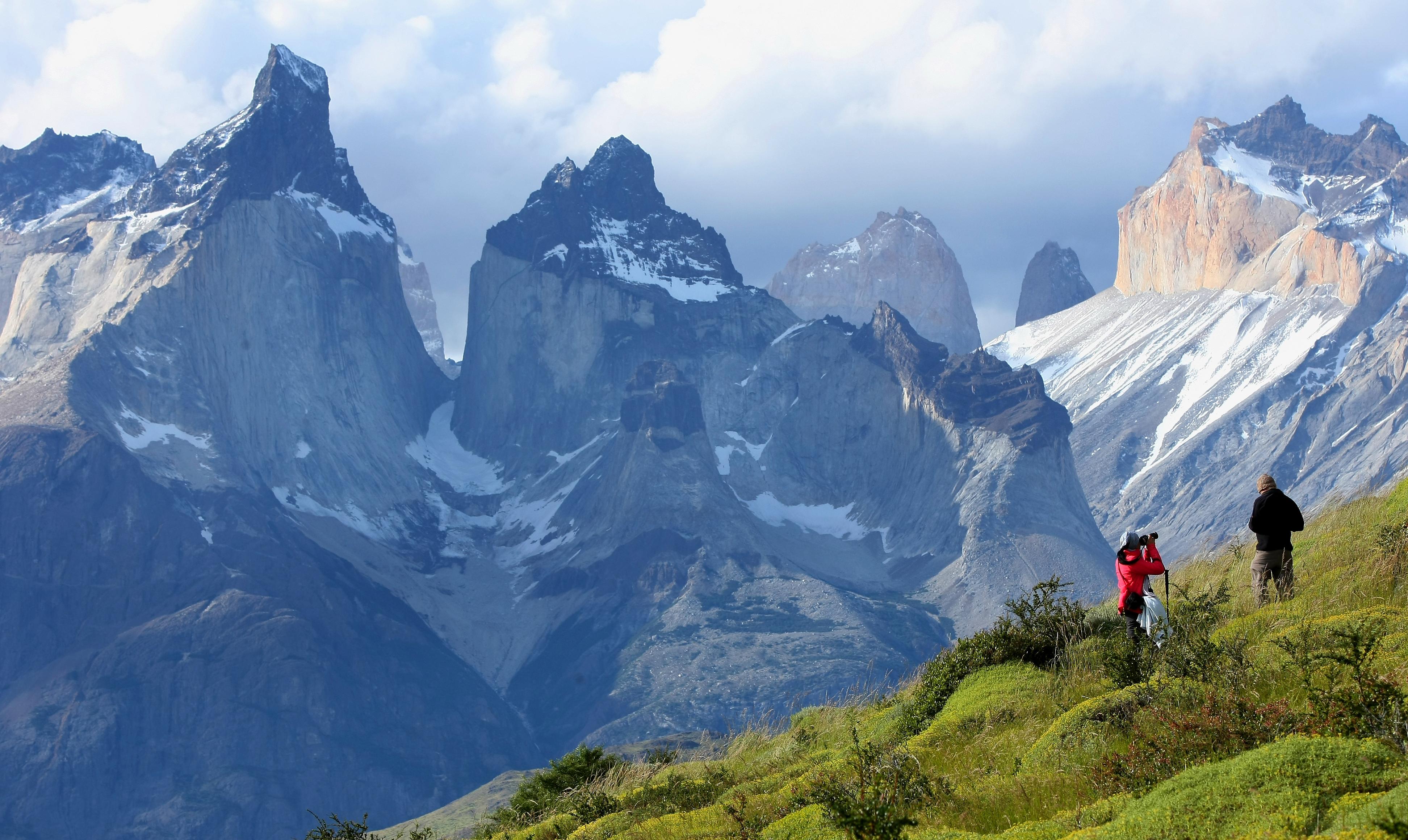Torres del Paine, Valparaíso y Lagos de Chile