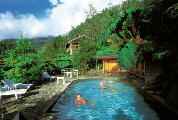 Puyuhuapi Hotsprings