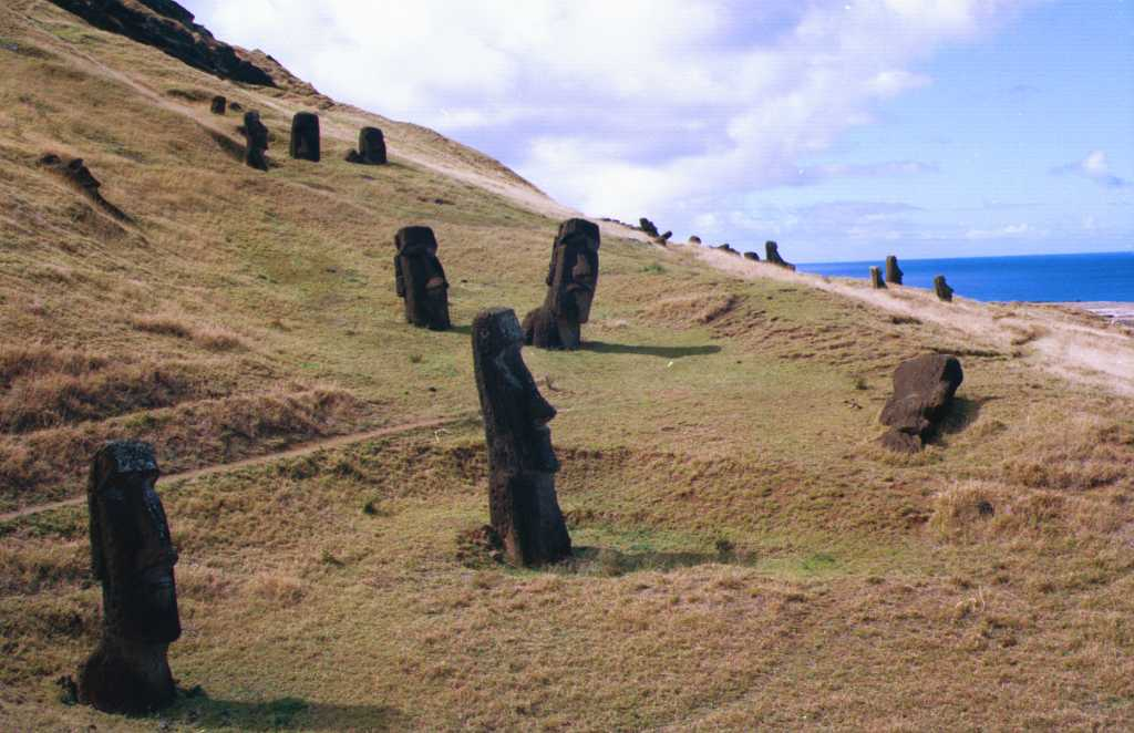 Discover the mystical Easter Island